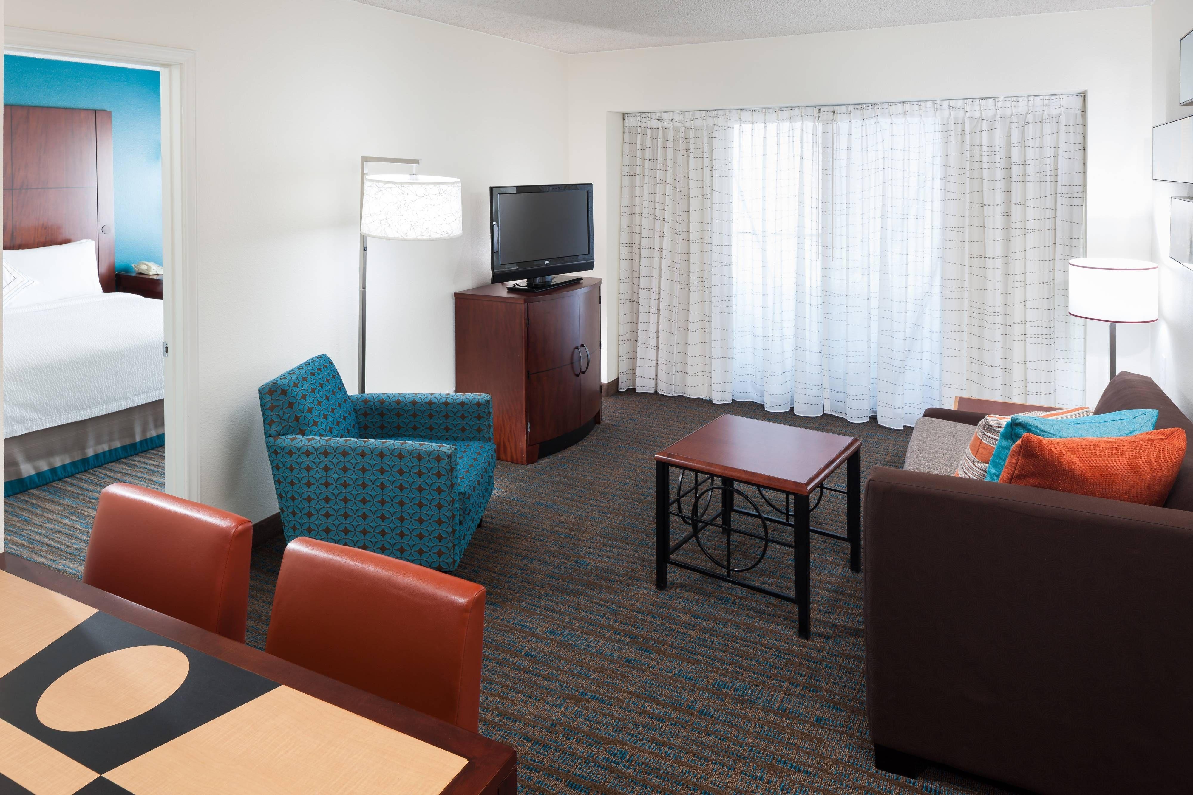 Residence Inn Seattle Downtown/Lake Union TwoBedroom King