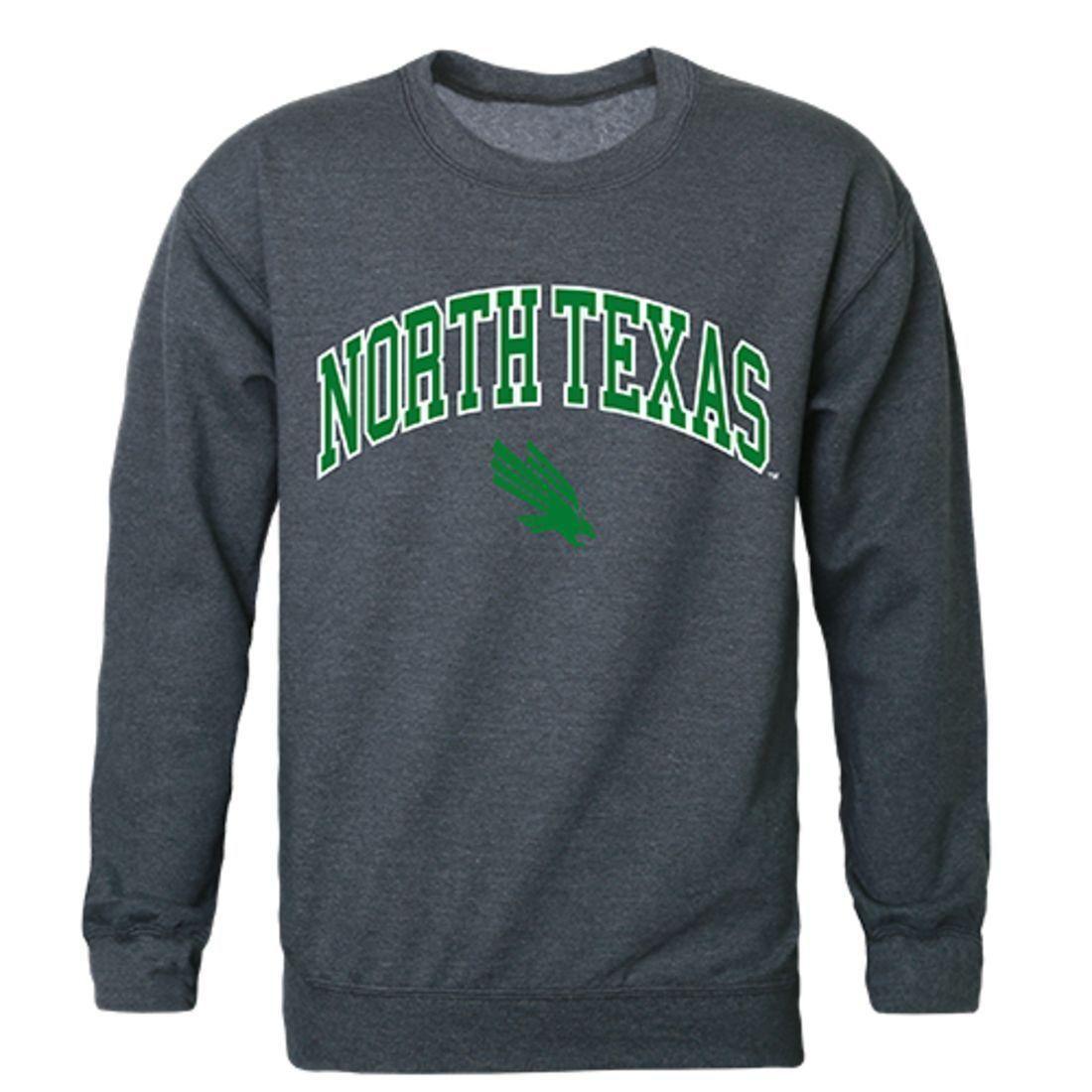 Teedcma Unt University Of North Texas Campus Crewneck Pullover Sweatshirt Sweater Heather Charcoal Gift For Sweatshirt Sweater Sweatshirts Pullover Sweatshirt [ 1100 x 1100 Pixel ]