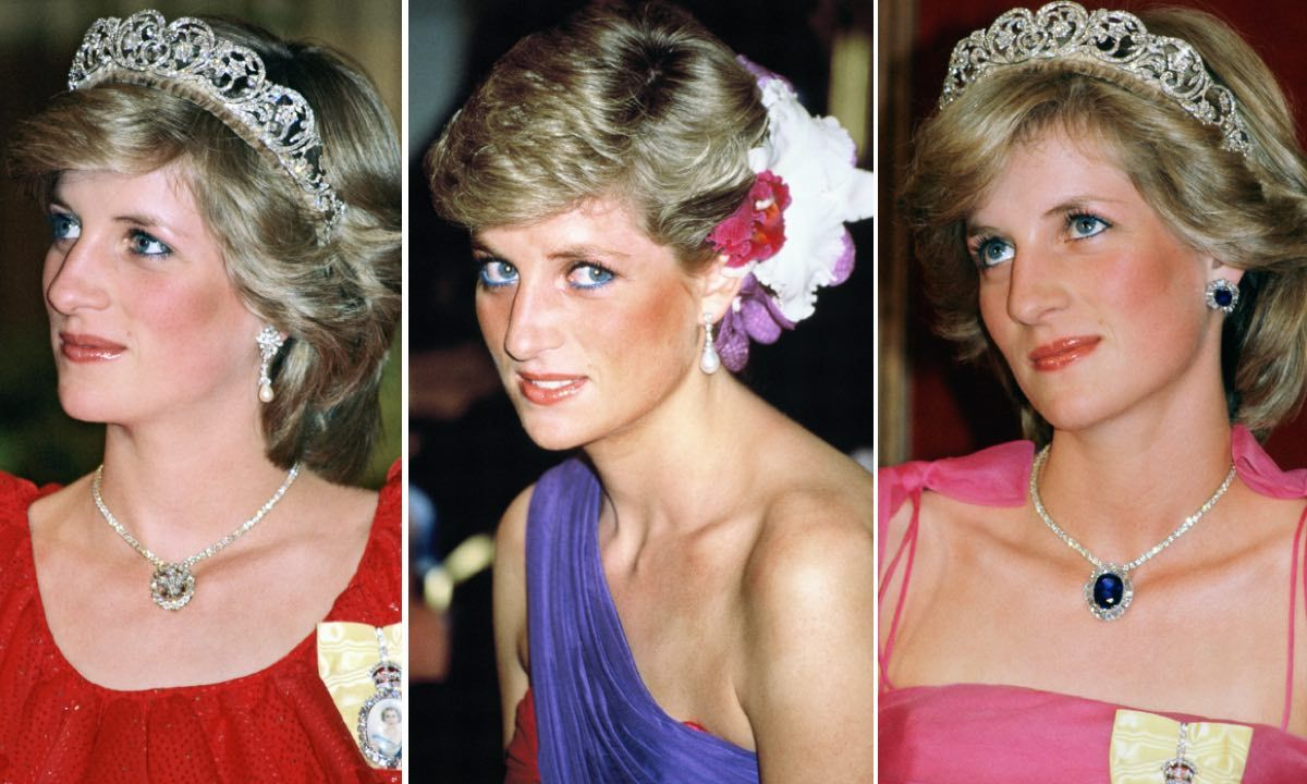 12 Princess Diana dresses we hope to see Emma Corrin wear