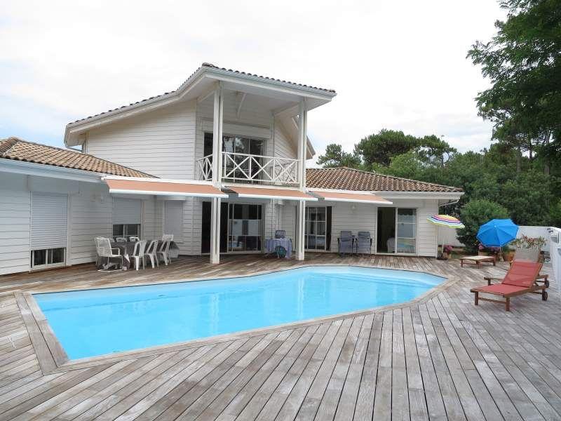 Villa Avec Piscine Biscarrosse Plage Immobilier à Biscarrosse - Location biscarrosse plage avec piscine