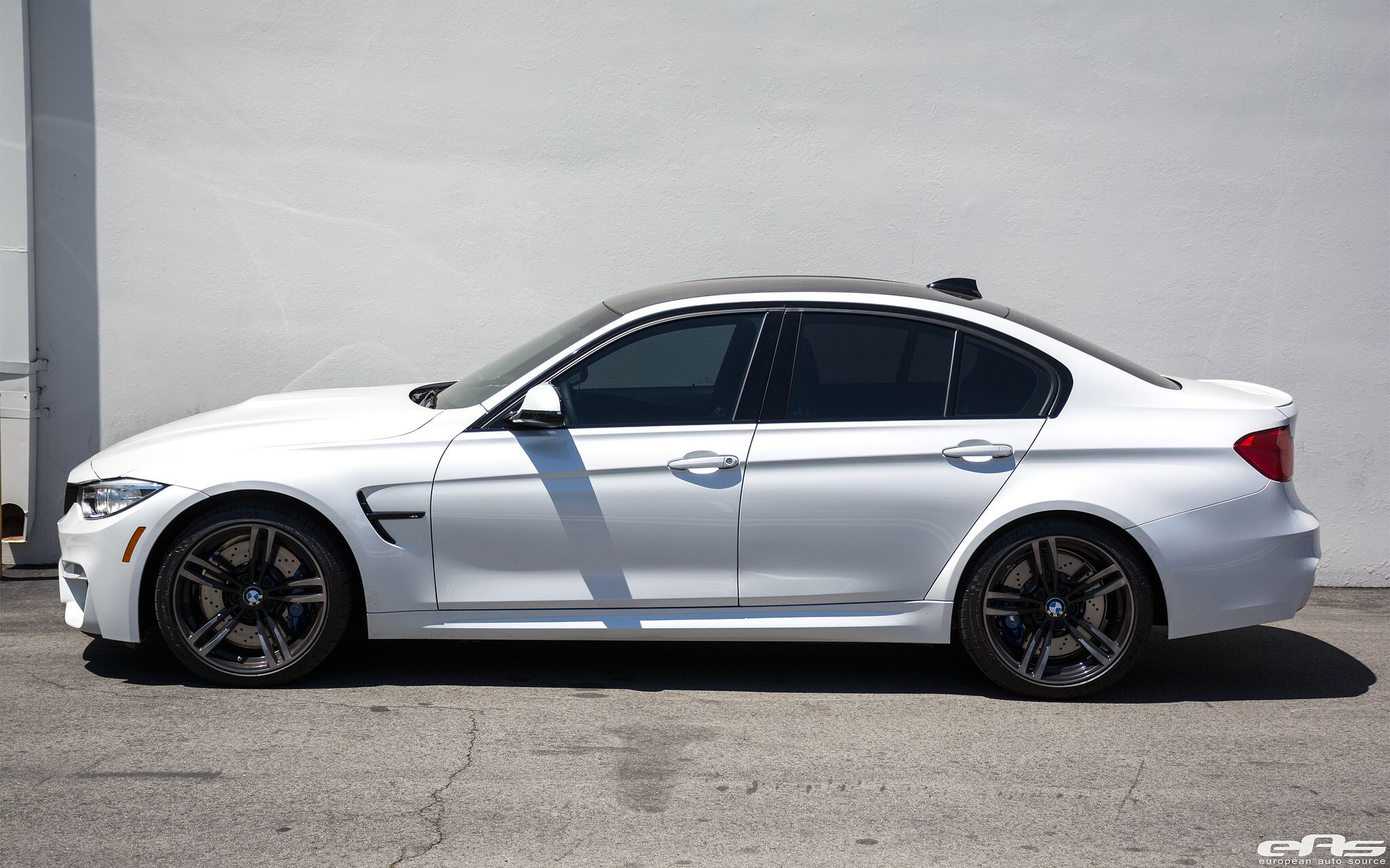 Mineral White F80 M3 Ess Tune Ind Painted Side Marker Ind