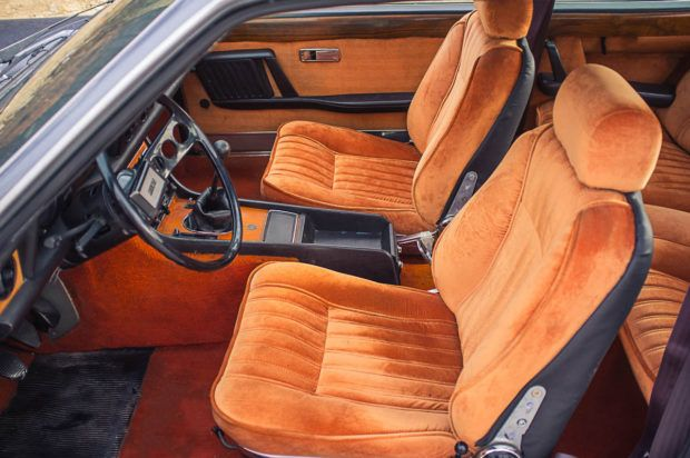 1975 Fiat 130 Coupe 5 Speed Fiat Classic Cars Online Daihatsu
