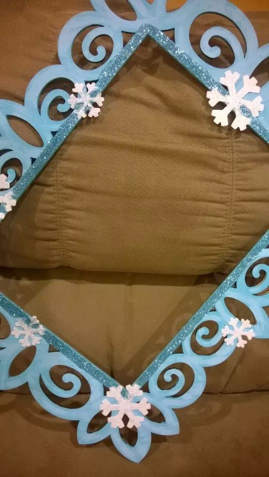 Frozen Photo Booth Frame Love Party Ideas Marcos