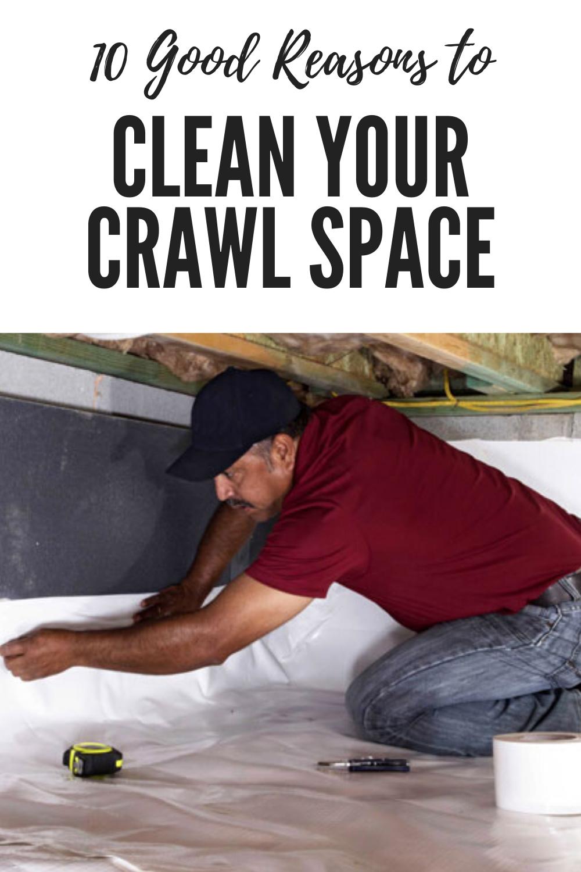 Pin on Crawl Space Repair