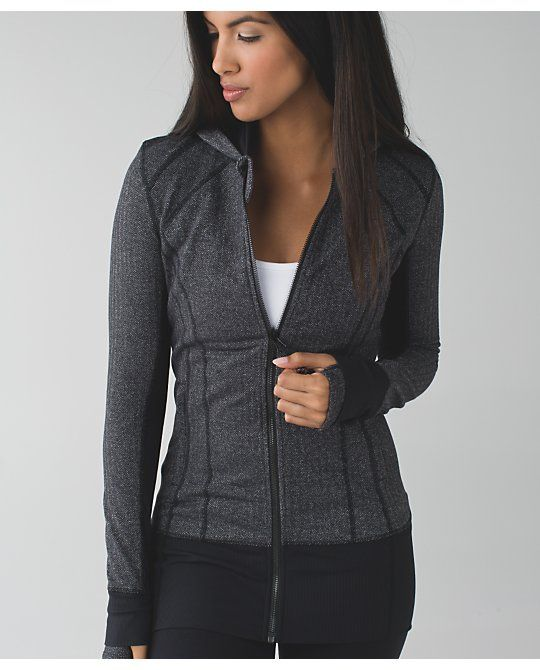 24a36f81c2 Lululemon Daily Practice Jacket Women  exercise  fitness  workout  yoga   muscle