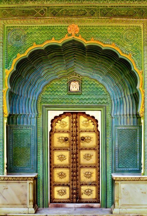 Best. Door. Ever.