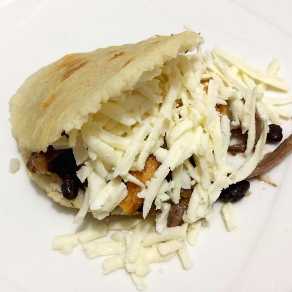 Receta de arepa pabelln recipe yummy food and food food forumfinder Gallery
