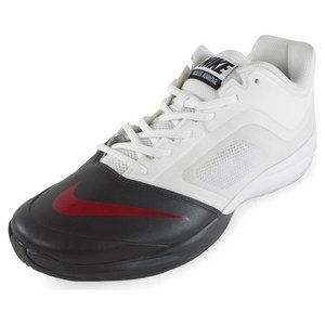 The Nike Men s DF Ballistec Advantage Tennis Shoe is perfect for tennis  players looking for a lightweight shoe that won t way them down on the  tennis court. 31c38aedca