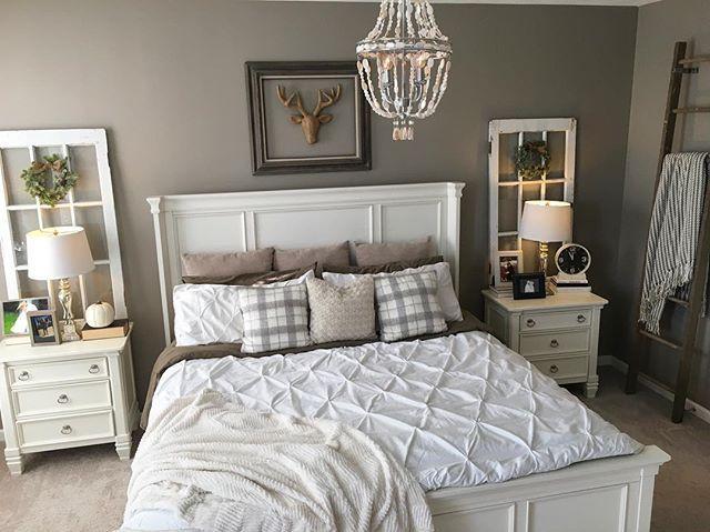 Best Prentice Nightstand White In 2020 Bedroom Wall Decor 400 x 300