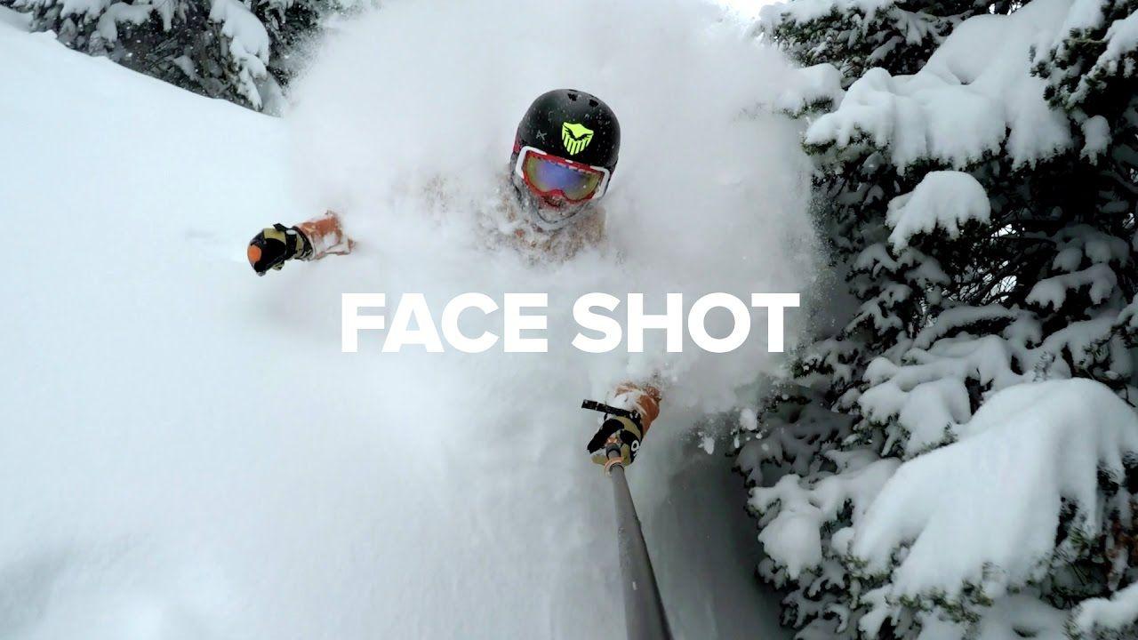 Powder Go Pro Video Powder Skiing Utah Skiing Skiing Video