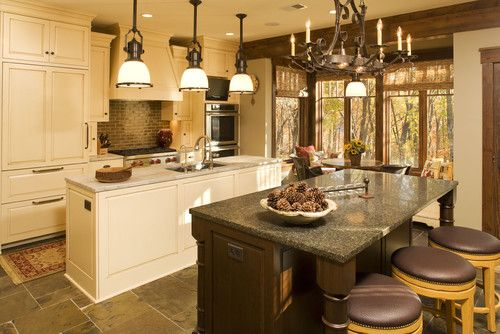 Houzz Home Design Decorating And Remodeling Ideas And Inspiration Kitchen And Ba Stools For Kitchen Island Modern Kitchen Lighting Industrial Style Kitchen