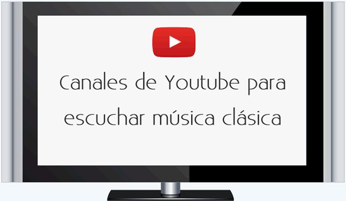 Canales De Youtube Para Escuchar Música Clásica Youtube Escuchar Musica Clasica Programa De Musica Escuchando Música