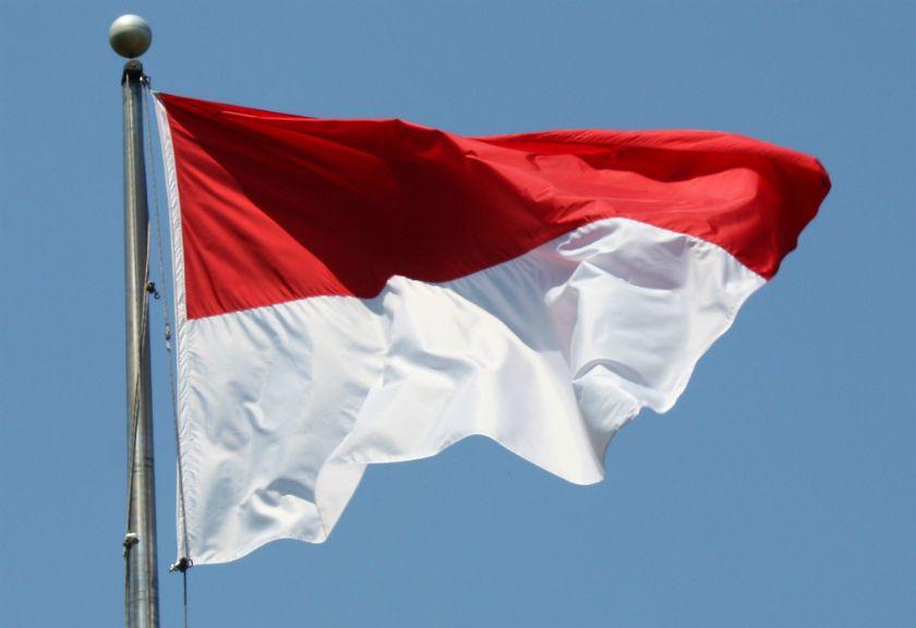 Tak Hanya Di Tanah Air Bendera Merah Putih Berkibar Di
