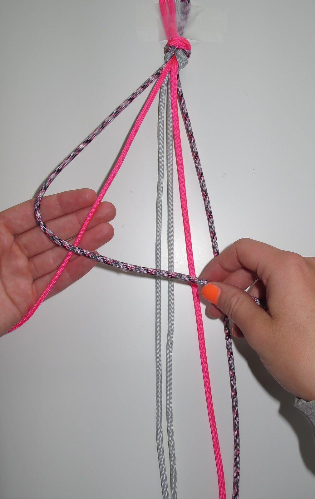How to DIY 6-Strand Braided Friendship Bracelet | Jewelry