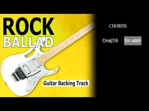 G Major Backing Track for guitar: Southern Rock Allman