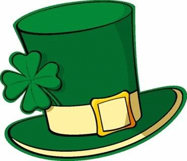 free shamrock and hat paper crafting pinterest paper craft and rh pinterest co uk clipart free st patrick's day free clipart st patrick's day images