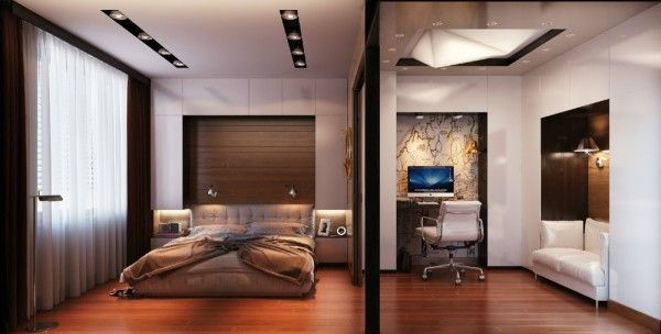 3 Distinctly Themed Apartments Under 800 Square Feet With Floor