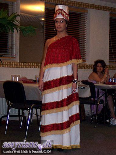 Халдейская одежда фото
