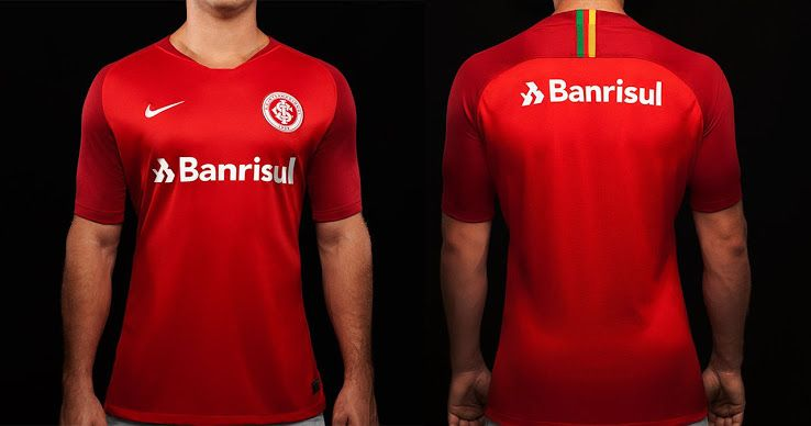 Nike Internacional 2018-19 Home Kit Released + Away Kit Leaked - Footy  Headlines 5526c0d5d