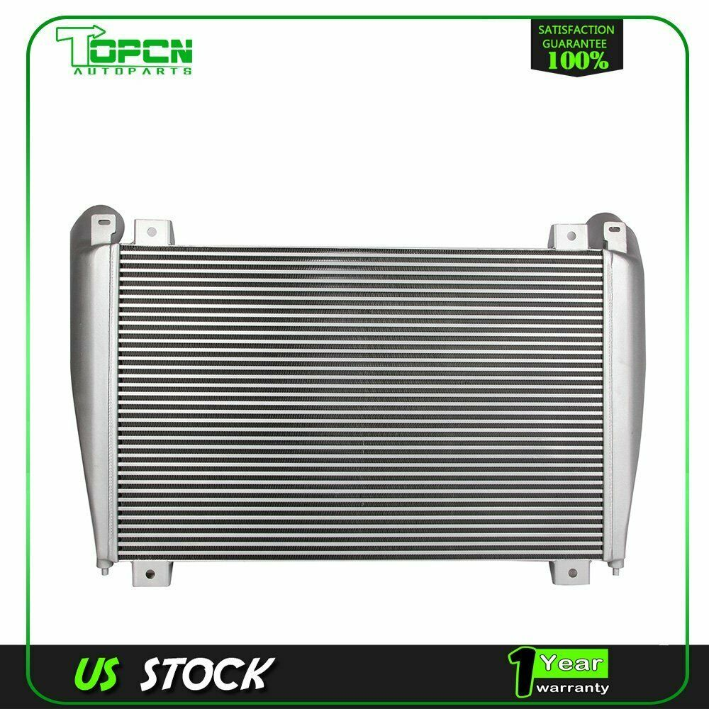eBay Sponsored Aluminum Charge Air Cooler for 9703