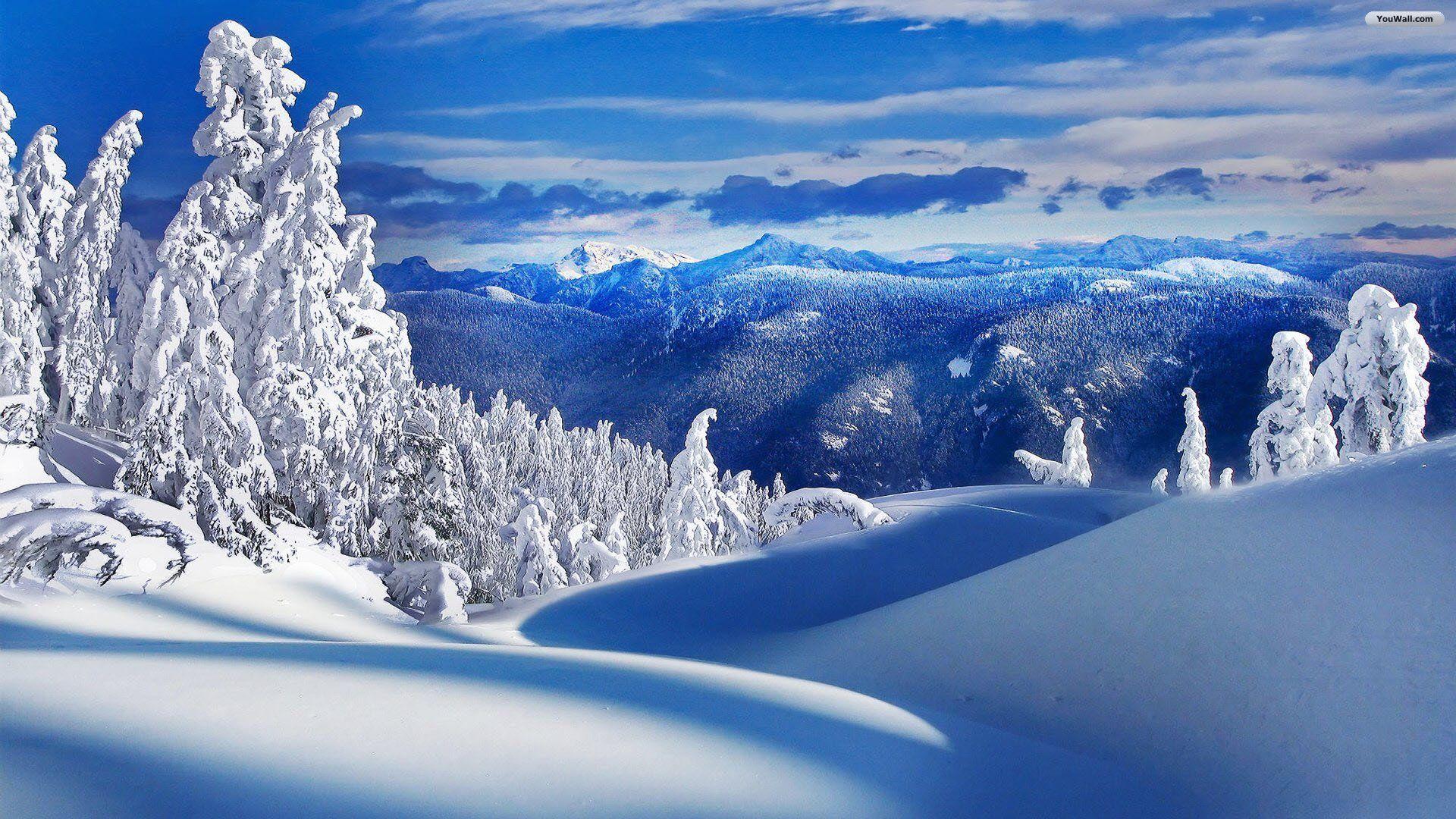 winter landscape wallpaper hd free landscapes and places