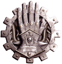iron hands symbol - Google Search | Iron hand, Hand logo, Hand symbols
