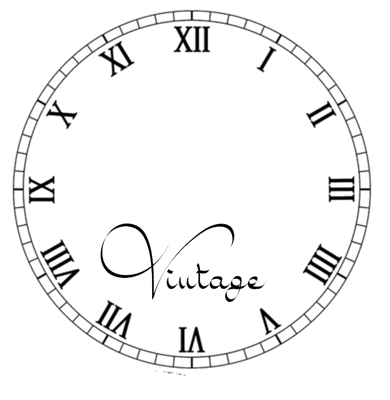 Clock 053 Clock face printable, Clock face, Clock template