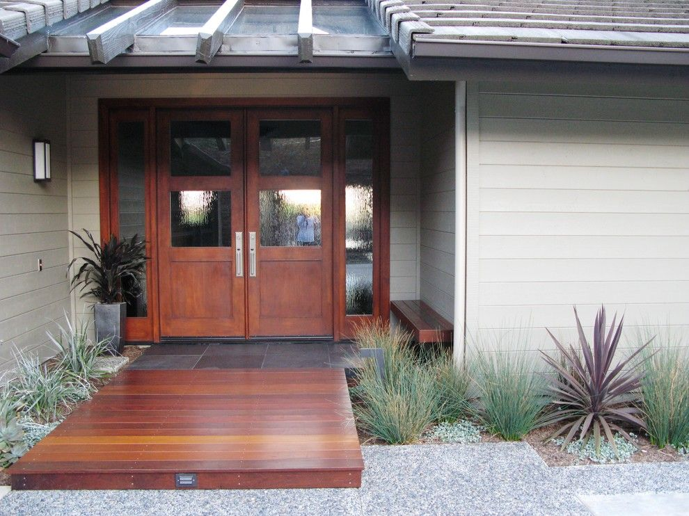 double-front-doors-Entry-Eclectic-with-My-Houzz- | beeyoutifullife ...