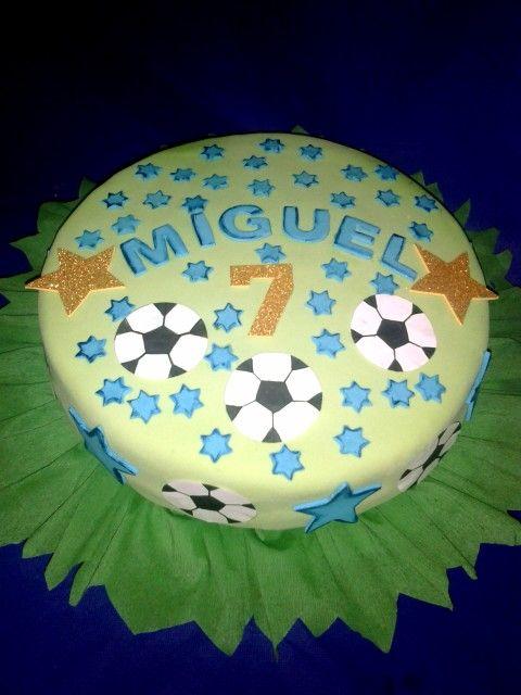 cake fútbol