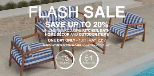 Flash sale sites canada home decor Home and house style
