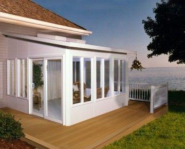 enclosed patio cost patio