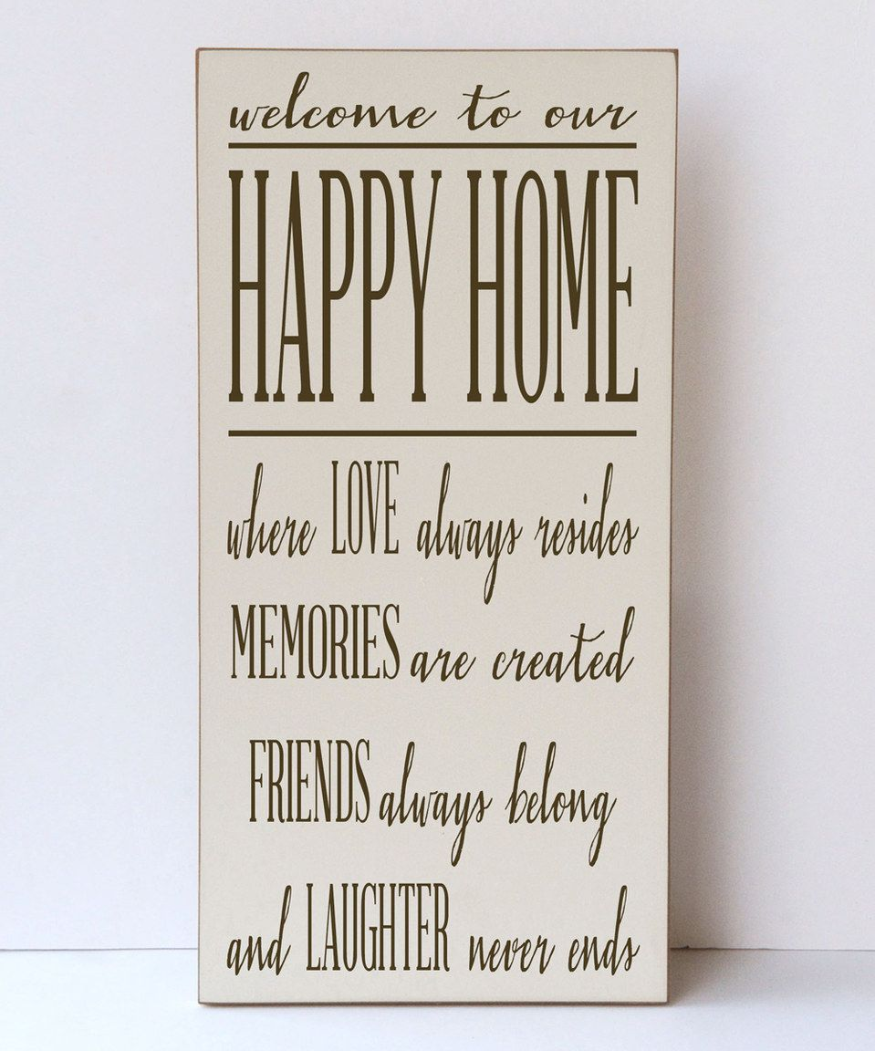 Happy Home Quotes : happy, quotes, Pinterest, Happy, Quotes,, Signs,, Quotes, Sayings
