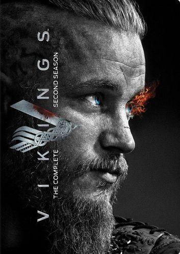 Vikings The Complete Second Season 3 Discs Dvd Best Buy Vikings Season Vikings Ragnar Vikings Tv