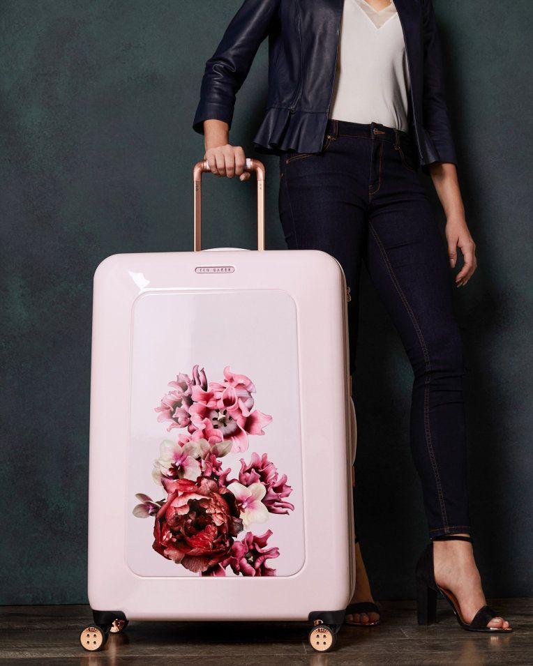 3675eb49f Splendour large suitcase - Pink