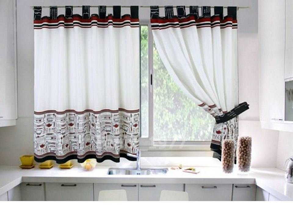 Cortinas para cocinas peque as dise os de cortinas para for Decoracion de cortinas de cocina
