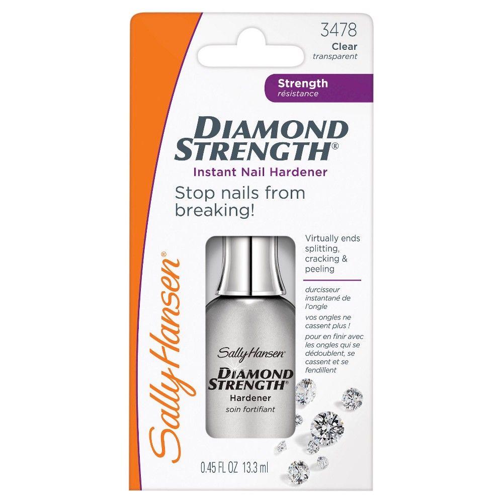 Sally Hansen Diamond Strength Instant Nail Hardener - .45 oz | Products
