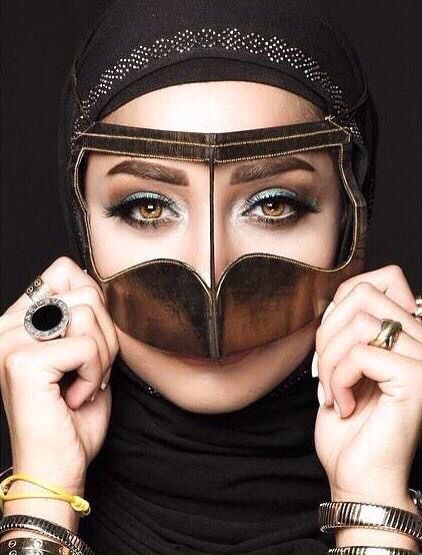سحر العيون Arab Beauty Arabian Women Arabian Beauty
