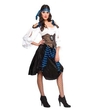 Amazing Love This Rum Runner Pirate Costume Set   Women On #zulily! #zulilyfinds