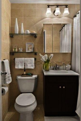 Great \u003e\u003e Small Bathroom Decor Ideas Pictures xx Muebles esquineros
