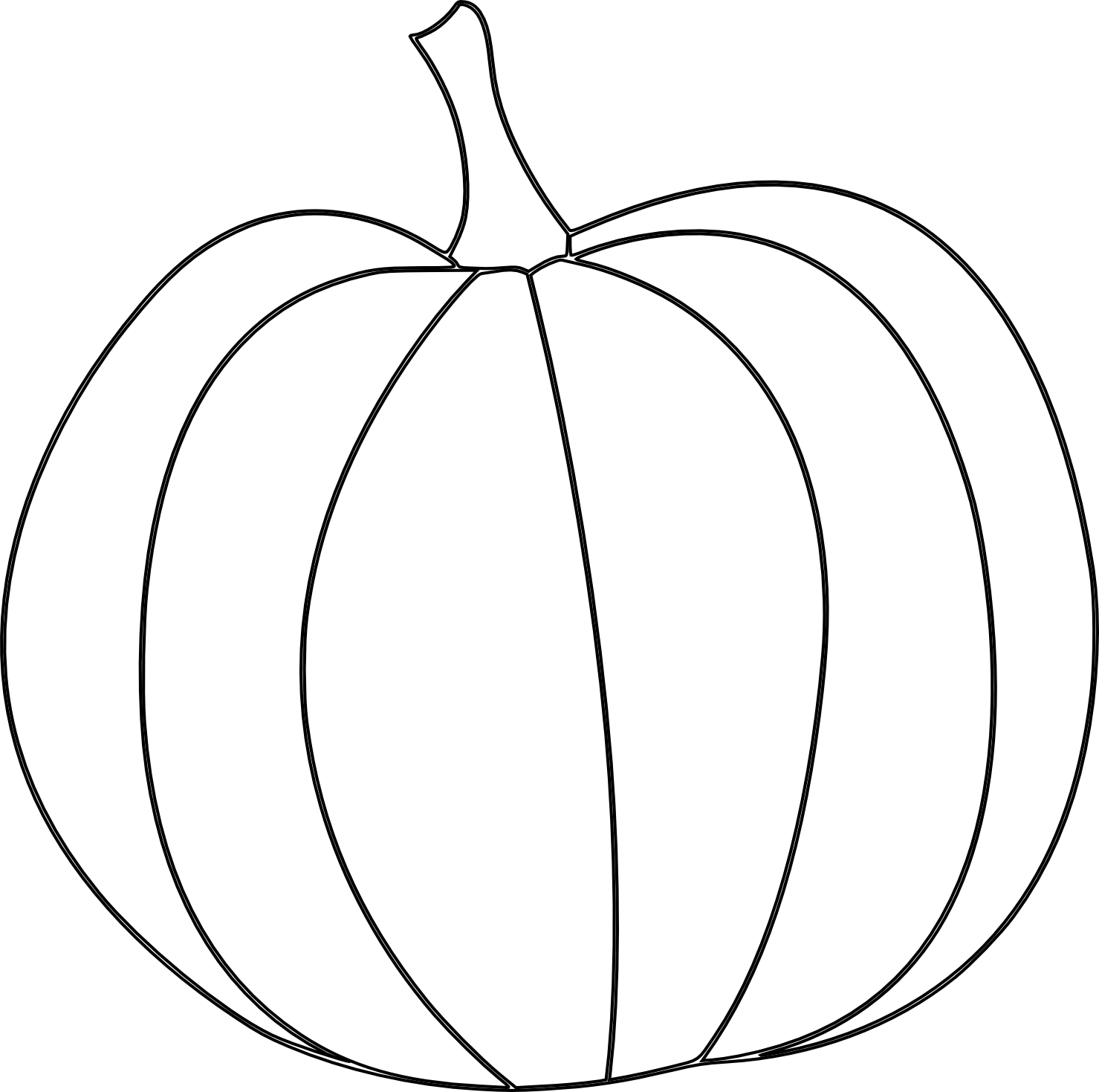 Uncategorized Drawings Of Pumpkins heres a pumpkin digital stamp for fall and thanksgiving projects template printable free simple grab