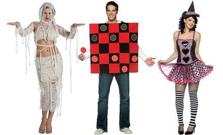Rasta Imposta Women's Halloween Costumes. Multiple Options from $12.99–$24.99.