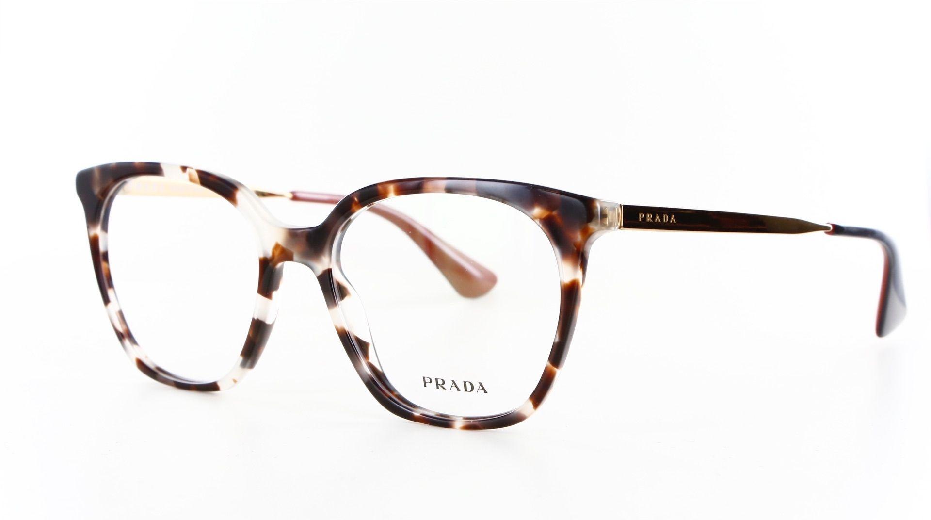 super populair laatste mode betaalbare prijs Prada VPR11T UAO dames bril in kunststof - Bril en Prada