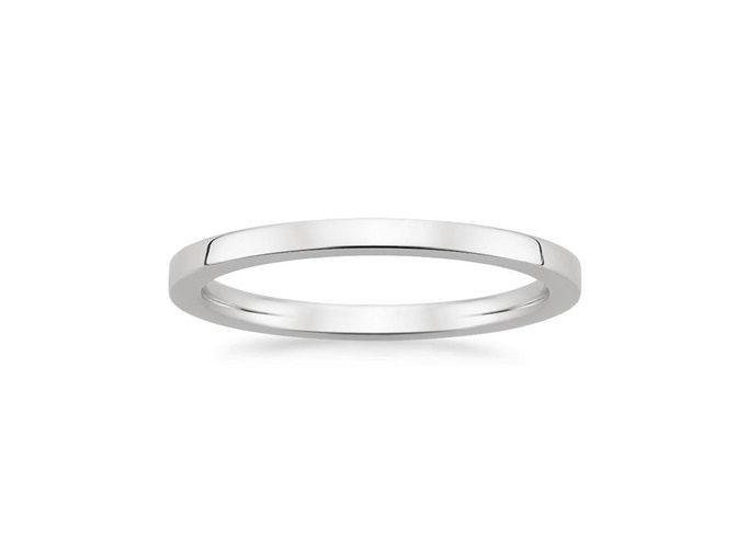 Simplio Wedding Band For Woman The delicate definition of this 15