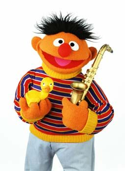 Rubber Duckie By Ernie From Sesame Street Won A Grammy
