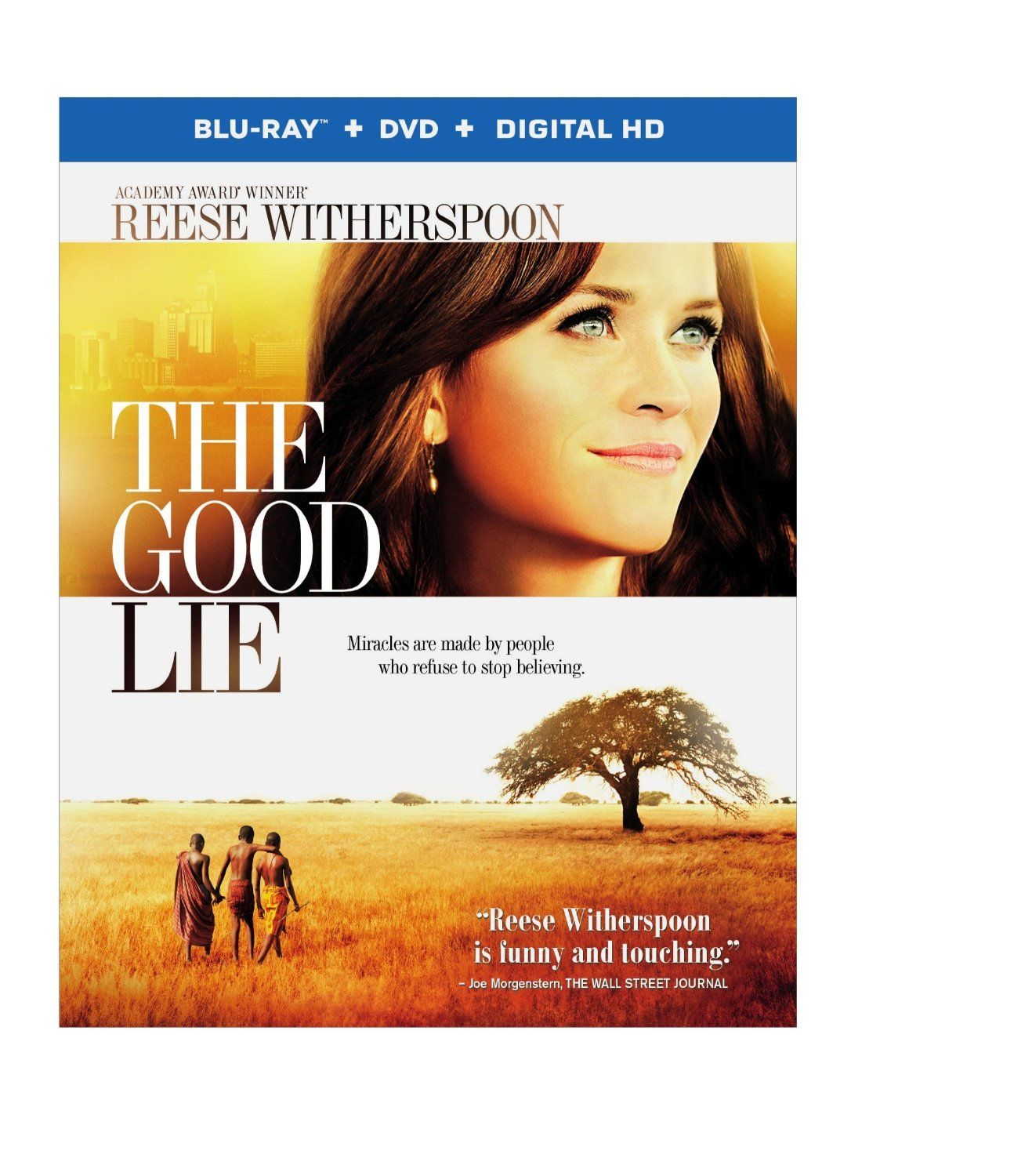 When a Movie Makes You Cry… | The good lie, Dvd movies, Dvd