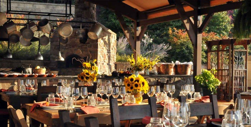 Gallery Outdoor Eattery At Resort Crystal Springs Nj