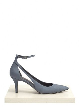 24683d90144b8 ALEXANDER WANG - Theres cut-out suede pumps