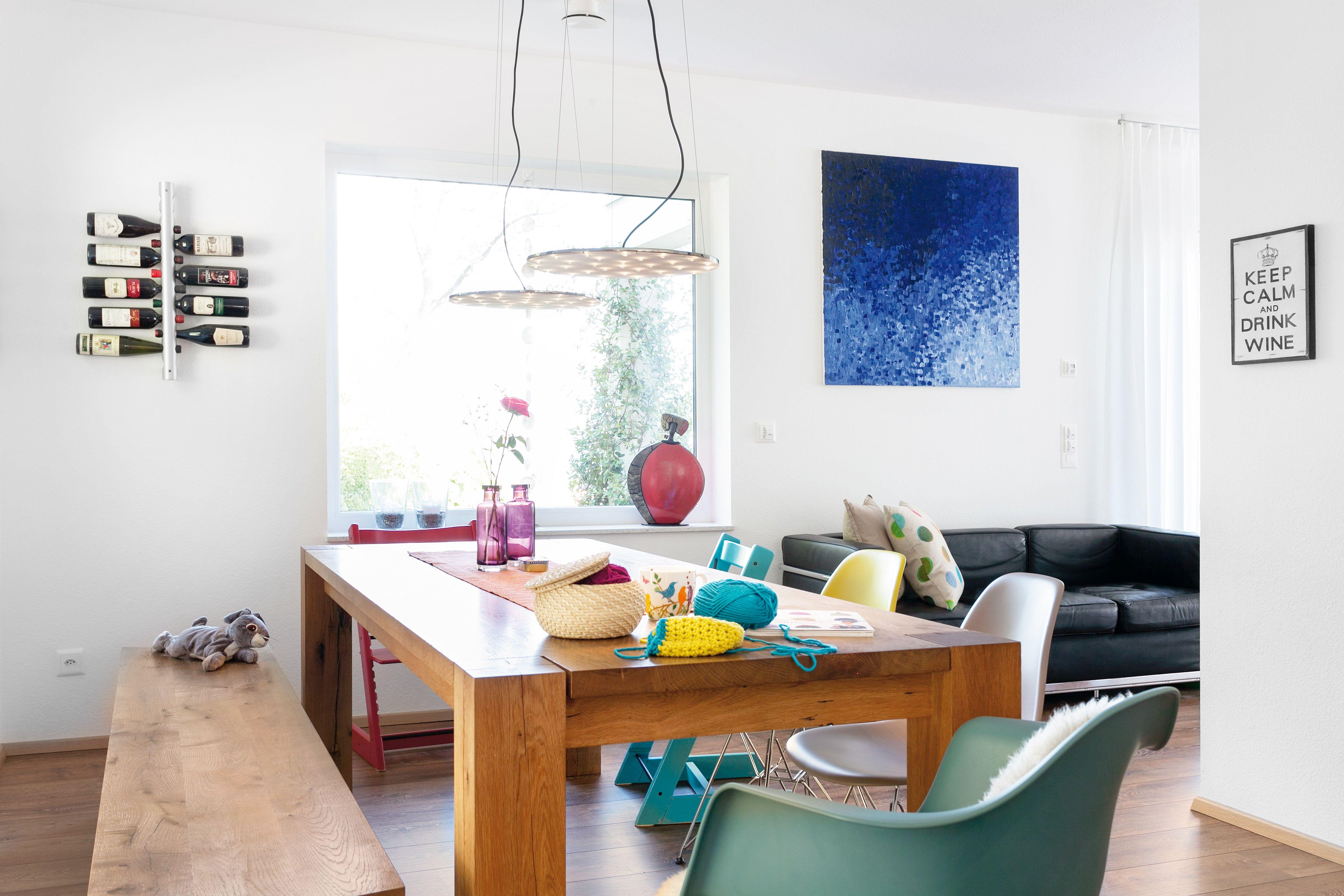 Die passende Hausausstattung für Ihr Zuhause | Moderne Esszimmer ...
