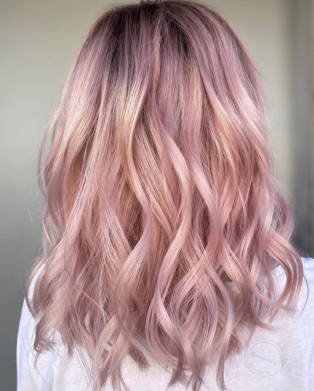 These Rosegold Hair Ideas Will Make You Want To Dye Your Hair ...