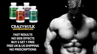 pinbigandripped on crazybulk muscle building steroids